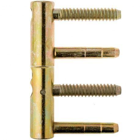 Exacta 14mm tŕň-38mm žltý pozink