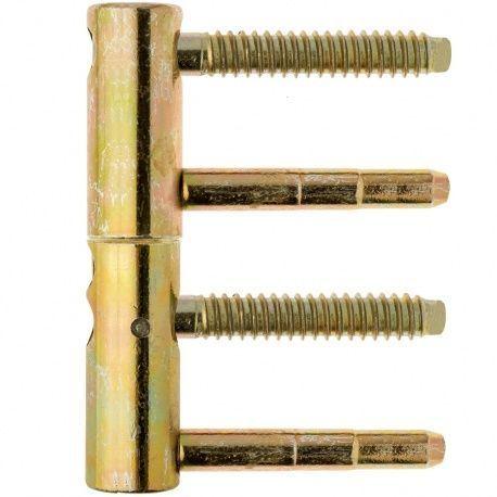 Exacta 16mm tŕň-45mm žltý pozink