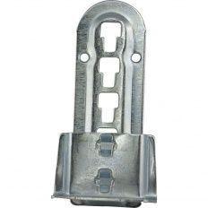 Posteľné kovanie Bettfix, 139,5 x 70mm