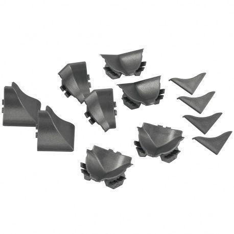 Balík koncoviek a spojok lnox