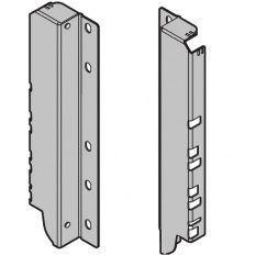 Tandembox držiak chrbta šedý D - 224mm