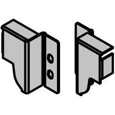 Tandembox držiak chrbta šedý N - 82,5mm