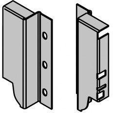 Tandembox držiak chrbta šedý K - 130,5mm