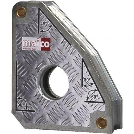 Magnet uhlový 100x110x110mm, prídržná sila 25-36.5kg
