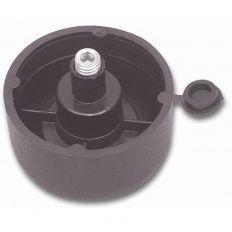 Rektifikačný klzák čierny +15mm, d-50mm