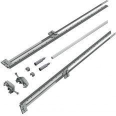 Tandem bočná stabilizácia čiastočný výsuv ŠK do1400mm