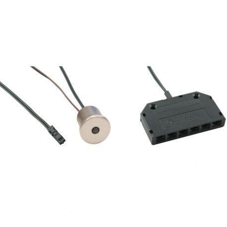 LED senzorový vipínač a stmievač max 30W