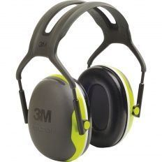 Chrániče sluchu 3M, X4A SNR-33db