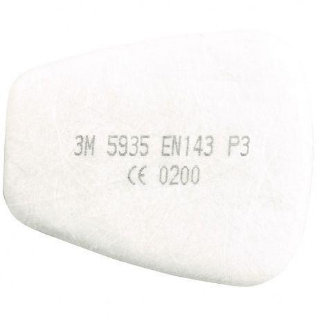 Časticový filter 3M, 5935/P3 k respiračným maskám série 6000