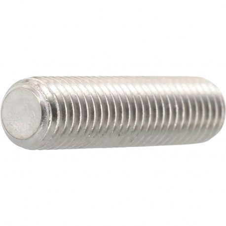 zavitový kolík ISO4026/DIN913 M8x60 nerez A2