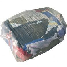 Čistiace handry bavlnené 10kg, svetlofarebné