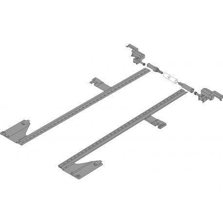 Legrabox bočná stabilizácia ŠK do1400mm