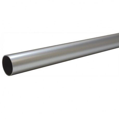 Šatníková tyč d-25mm matne chrómovaná