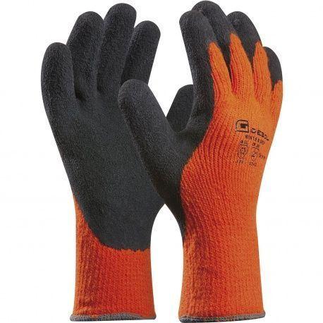 Rukavice Gebol Winter Grip EN388/EN511