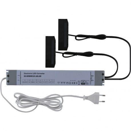 LED napájací zdroj 12 V/DC 100W NG51