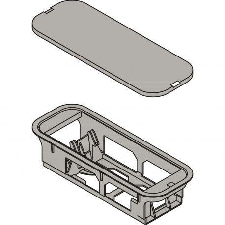 Servo-Drive držiak transformátora, montáž na dno