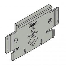 Servo-Drive flex montážna podložka