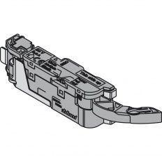 Servo-Drive pohonná jednotka pre zásuvkový systém