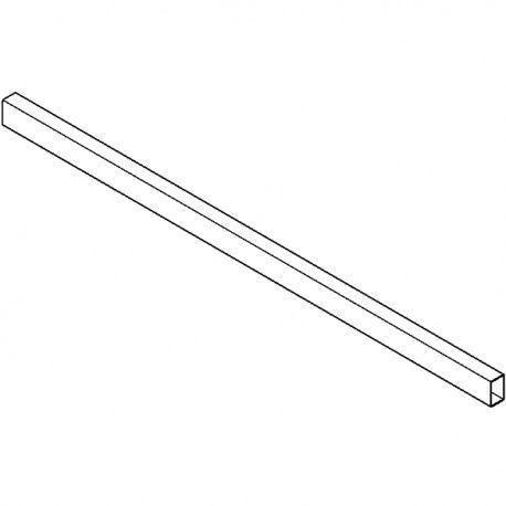 Antaro reling priečny na skrátenie 1104mm, biely