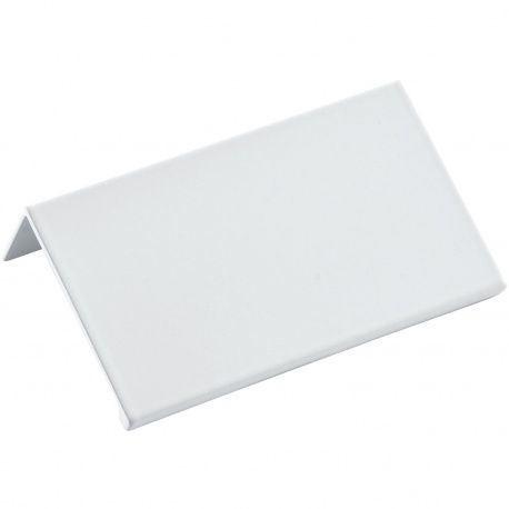 Úchytka Crevan 70mm, AL biela
