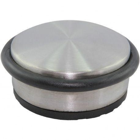 Dverový doraz d-95mm v-45mm, 1,3kg, antikor