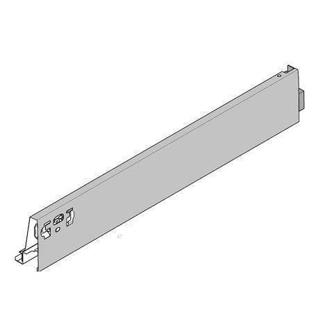 Antaro bok sivá RAL 9006 M-98,5mm