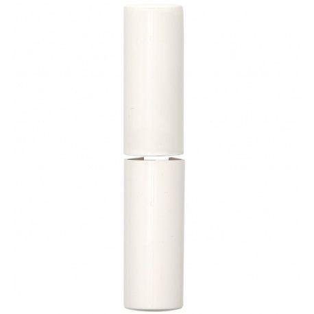 Exacta krytka 14mm, plast biely RAL 9016