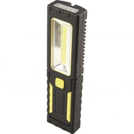 SHADA LED pracovné svetlo s magnetickou nohou, 3W