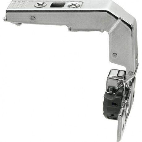 CLIP top slepý uhol naložený, nikel na skrutky Blumotion