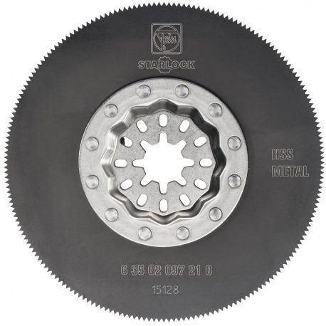 Fein pílový list HSS o 85mm, Starlock (1ks)