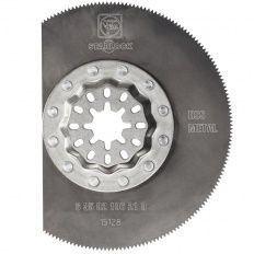 Fein segmentový pílový list HSS o 85mm, Starlock