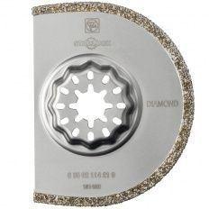 Fein segmentový diamantový pílový list o 75mm, upínanie Starlock
