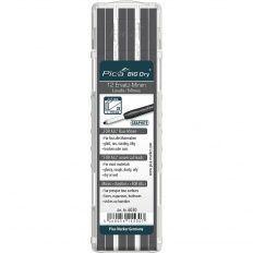Pica Big Dry náhradné tuhy 2x5x150mm, 12x grafit 2B