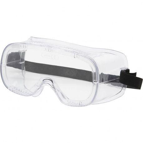 Ochranné okuliare číre