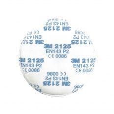 Časticový filter 3M, 2125/P2 k respiračným maskám série 6000