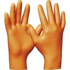 Rukavice jednorazové Nitril Ultra Grip, bal. 50ks