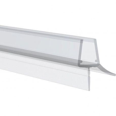 Tesnenie na sprchové dvere spodné s nosom 135° pre 6–8mm, 2010mm