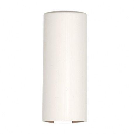 Exacta krytka 16mm, plast biely